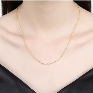 (NEW) 14k Gold necklace